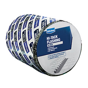 Wickes Self Adhesive Hi-Tack Flashing Strip 150mmx3.75m