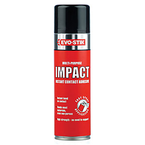 Evo-stik Impact Spray Adhesive 500ml