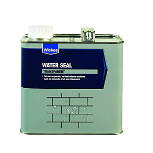 Wickes Water Seal For Vertical Exterior Surfaces 2.5L