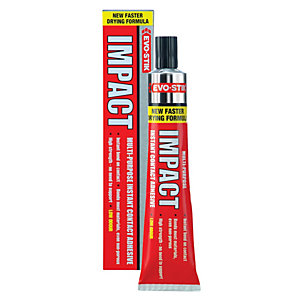 Evo-Stik Impact Contact Adhesive Large Tube 67g
