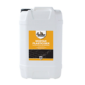 4Trade Mortar Plasticiser 25L