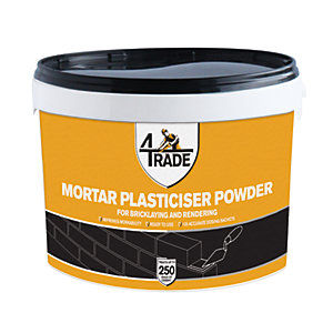 4Trade Mortar Plasticiser Powder 2.5Kg