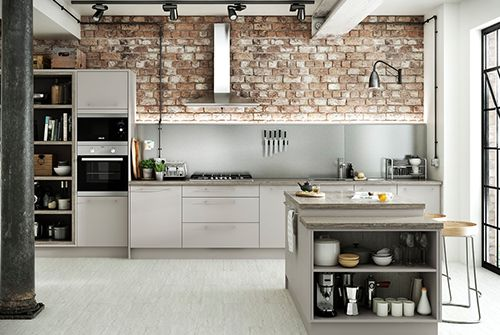 Benchmarx Kitchens Joinery - Tiles to go with grey kitchen