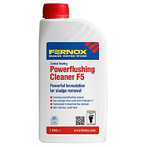 Fernox F5 Powerflushing Cleaner 1L