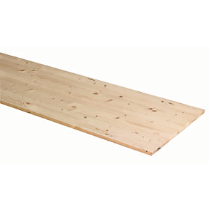 Wickes General Purpose Timberboard 28x600x2050mm