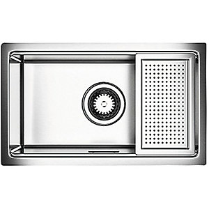 Astracast Single Bowl Stainless Steel Compact Sink