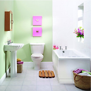 Wickes Coral Bath Front Panel White 1685mm
