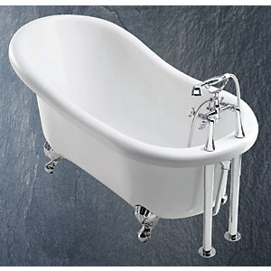 iflo Freestanding Bath Waste Kit