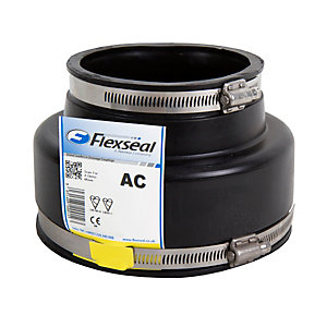 Flexseal Adaptor Coupling 121-136mm/110-121mm AC4000