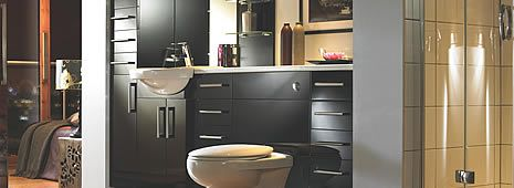 Fitted bathroom furniture bathrooms wickes Wickes bathroom design ideas