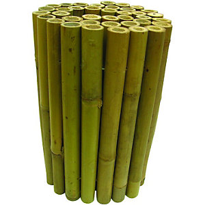 Wickes Bamboo Edging Roll 300mm x 1m