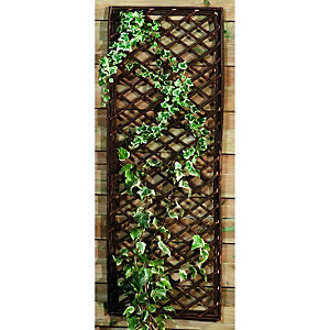 Wickes Rustic Willow Trellis 1830mmx600mm