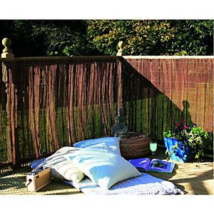 Wickes Willow Garden Screening 2 x 4m