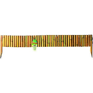 Wickes Bamboo Hurdle 200mm x 1.2m