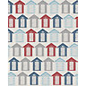 Contour Anti-Bacterial Beside the Seaside Kitchen & Bathroom Wallpaper 10m