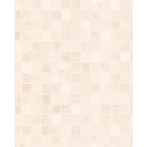 Contour Earthern Kitchen & Bathroom Vinyl Wallpaper Beige 10m