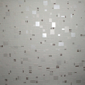 Contour Spa Kitchen & Bathroom Wallpaper Beige 10m