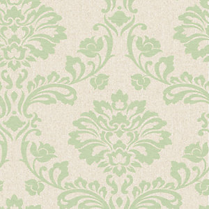 Superfresco Colour Aurora Decorative Wallpaper Green