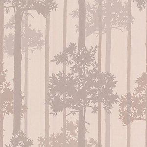 Superfresco Easy Nottingham Decorative Wallpaper Cream