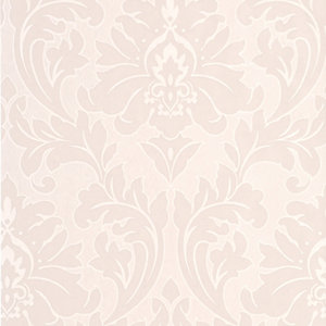 Superfresco Easy Majestic Decorative Wallpaper Cream