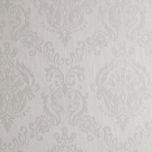 Graham & Brown Hemingway Vinyl Decorative Wallpaper Damask