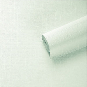 Graham & Brown Paintable Blown Wallpaper Stucco 10m