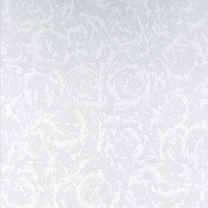 Graham & Brown Paintable Blown Wallpaper Swirl 10m