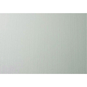 Graham & Brown Paintable Blown Wallpaper Carrera White 10m