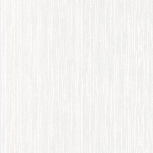Graham & Brown Textured Vinyl Blown Wallpaper White Bark 10m