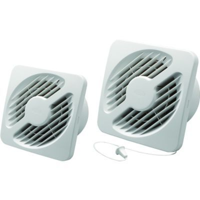 Extractor Fans & Ducting Kits - Cooling & Ventilation -Tools, Electrical & Plumbing Wickes