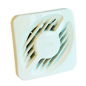 Wickes Extractor Fan with Timer 100mm