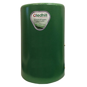 Gledhill BIND22 Envirofoam Copper Part L Indirect Grade 3 Lagged 117L 900mm x 450mm