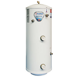 Gledhill ASL0001 Direct Stainless Steel Unvented Cylinder 90L