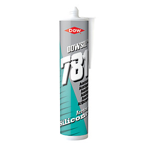 Dow Corning 781 Silicone Glazing Sealant Clear 310ml
