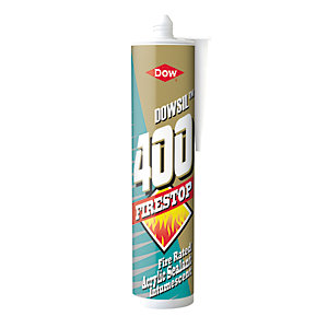 Dow Corning Firestop 400 Sealant White 380ml