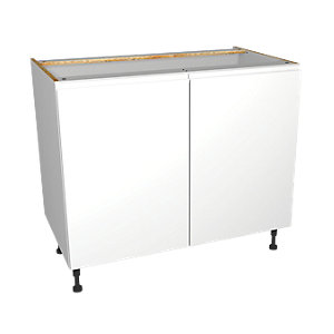 Wickes Madison White Base Unit 1000mm
