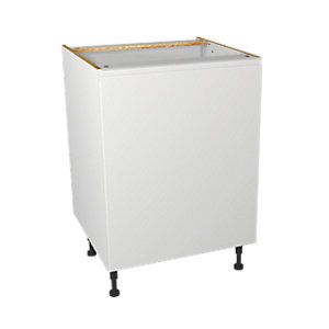 Wickes Madison White Base Unit 600mm