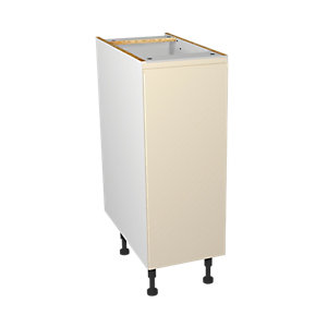 Wickes Madison Cream base unit 300mm