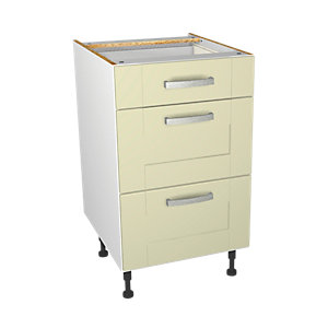 Wickes Ohio Drawer Unit 500mm