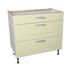 Wickes Ohio Drawer Unit Pt 1 of 2 900mm
