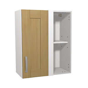 Wickes Tulsa Corner Wall Unit 600mm