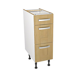 Wickes Tulsa Drawer Unit 300mm