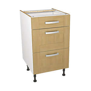 Wickes Tulsa Drawer Unit 500mm