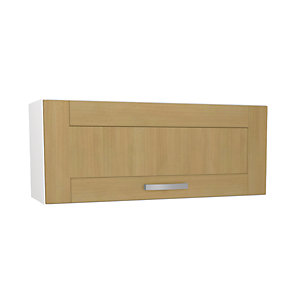 Wickes Tulsa Narrow Wall Unit 900mm