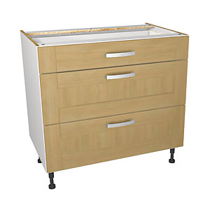 Wickes Tulsa Drawer Unit Pt 1 of 2 900mm