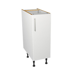 Wickes Orlando White Base Unit 300mm
