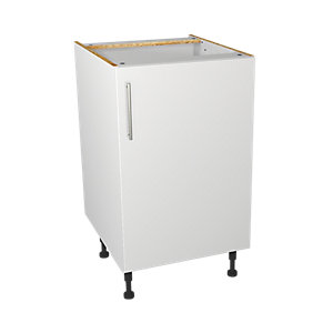 Wickes Orlando White Base Unit 500mm