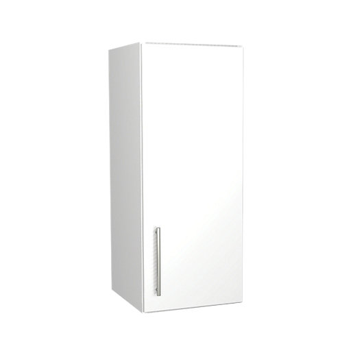 wickes orlando white wall unit 300mm