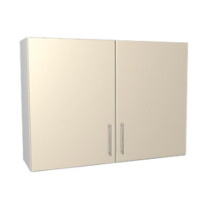 Wickes Orlando Cream Wall Unit 1000mm