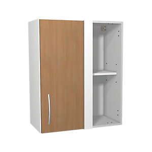 Wickes Oakmont Corner wall unit 600mm